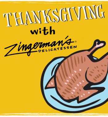 Thanksgiving Menu from Zingerman's Deli