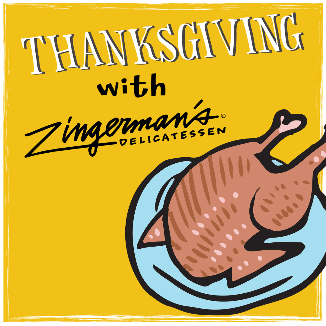 Thanksgiving with Zingerman's Deli